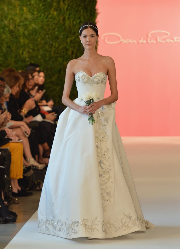 Oscar de la renta bridal spring 2015 oscar de la renta for Where to buy oscar de la renta wedding dress