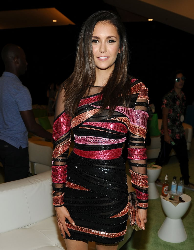 Nina Dobrev at Teen Choice Awards | Pictures