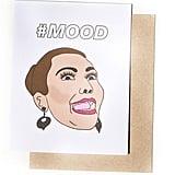 Current #Mood Card ($7)