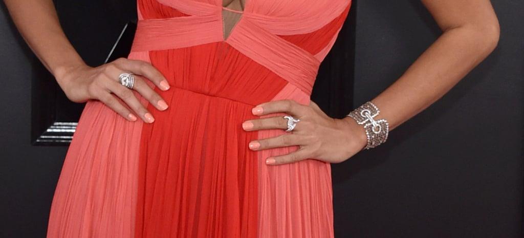 Jameela Jamil at Grammy Awards