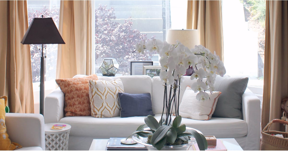 How to make your apartment look bigger popsugar smart living - Casa limpia y ordenada ...
