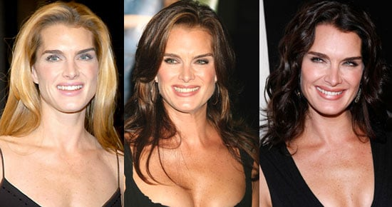 Which Hair Color Do You Like Best on Brooke Shields?
