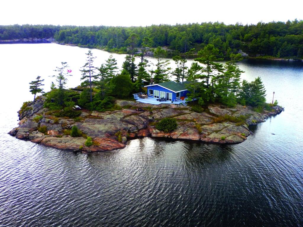 Deepwater Island, Ontario, Canada