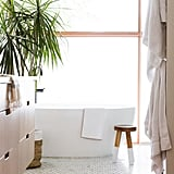 Add luxurious details to your bathroom