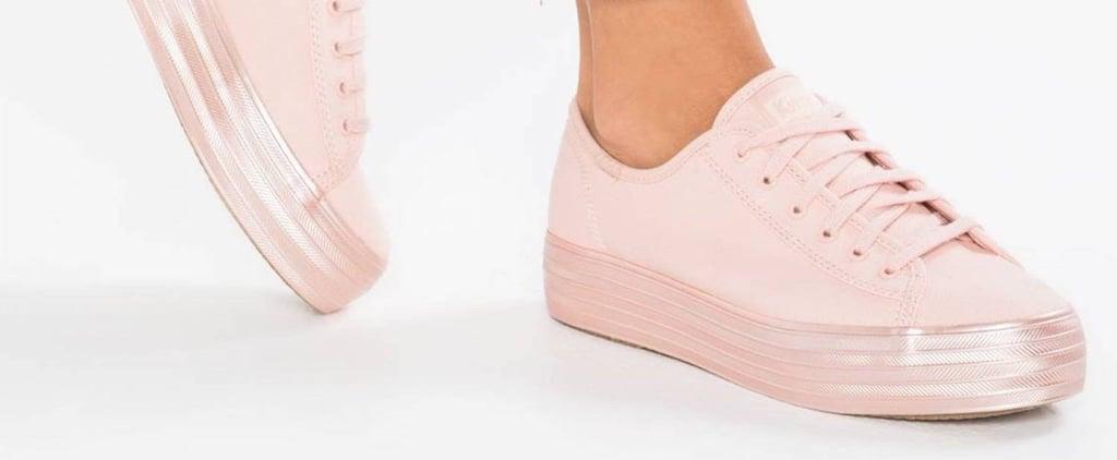 Pink Keds Sneakers 2018