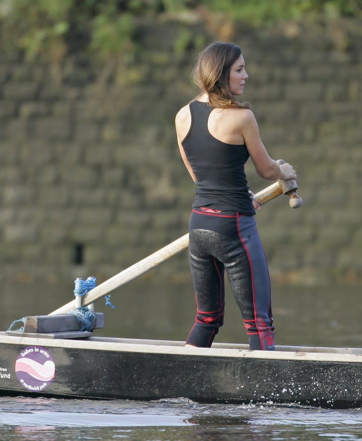 Shes A Rower  Kate Middleton Facts And Trivia  Popsugar Celebrity Photo 30-3410