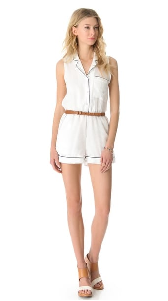 We adore the pajama-feeling vibe of this Dolce Vita Torrence romper ($100, originally $143).