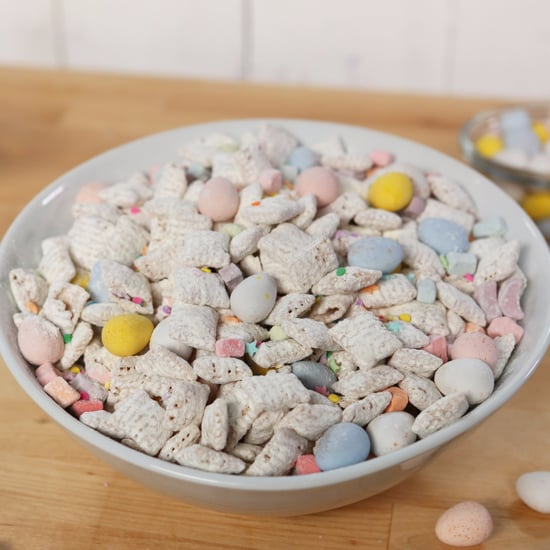 This Easter Puppy Chow Recipe Has Cadbury Mini Eggs!