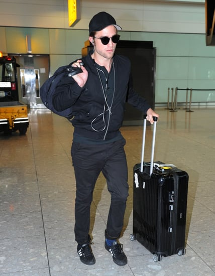 Robert-Pattinson-touched-down-London-Tuesday