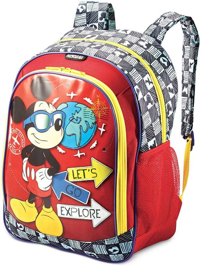 Mickey Mouse Explore Backpack