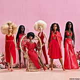 Shiona Turini x Barbie Black History Month Doll Wardrobe in Red