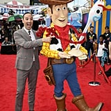 Tony Hale at the Toy Story 4 Premiere