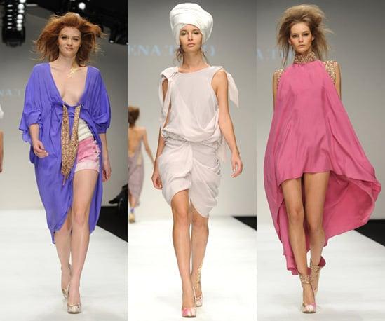 2011 Spring London Fashion Week: Jena Theo
