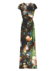 Fides Silk Gown Erdem