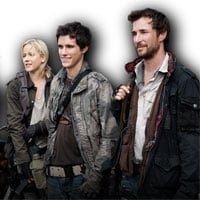 Falling Skies Preview at 2011 WonderCon