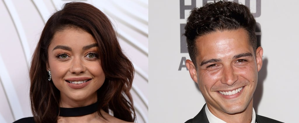 Let's All Just Appreciate These Cute Pictures of Sarah Hyland and Wells Adams