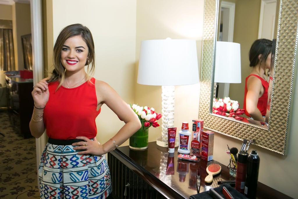 Lucy Hale Beauty Secrets