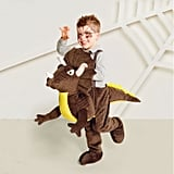 Target Plush Dino Rider Costume
