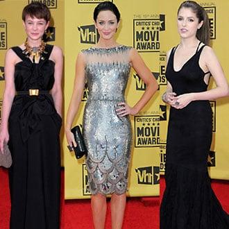 Pop Quiz on Celebrities at Award Ceremonies