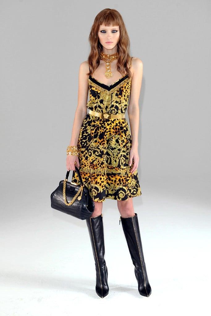 Versace Pre-Fall 2013