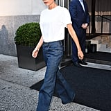 Victoria Beckham Gave Her Stamp of Approval Back in 2017