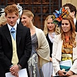 Princess Beatrice, 2008
