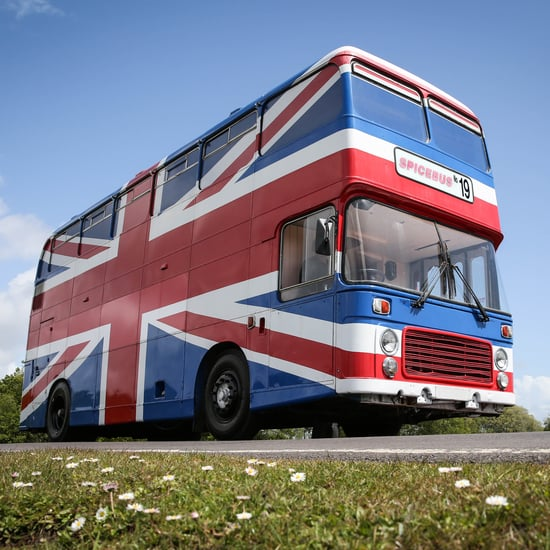 Spice Girls Tour Bus Listed on Airbnb