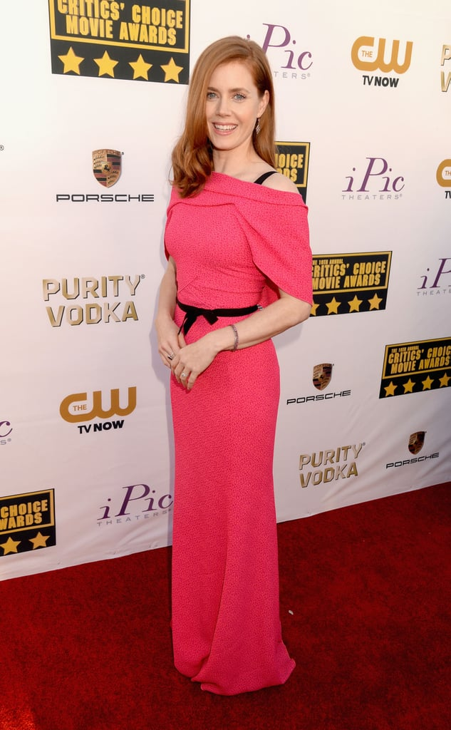 Amy Adams at the Critics' Choice Awards 2014