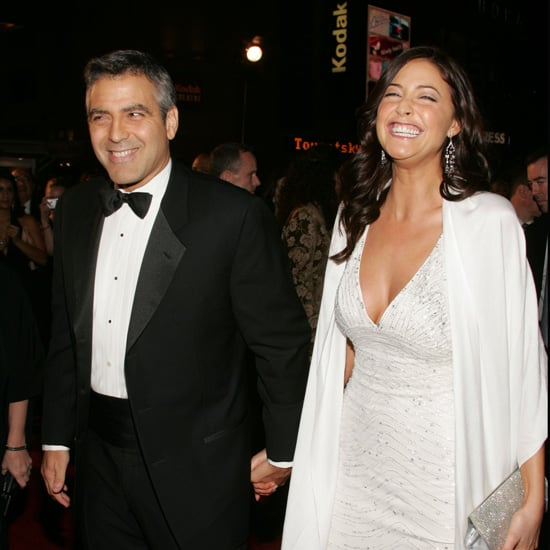 George Clooney dated English fashion model Lisa Snowdon for five years on and off after meeting in 2000.