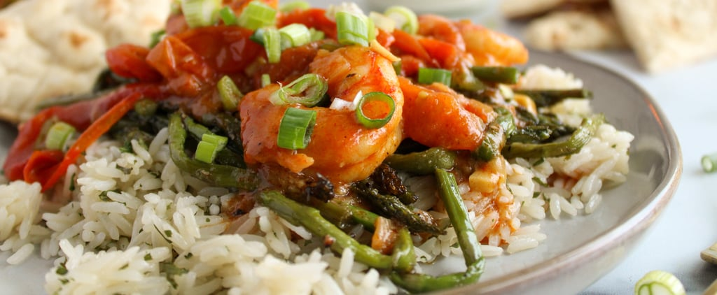 Shrimp and Vegetable Curry Bowl Recipe With Photos