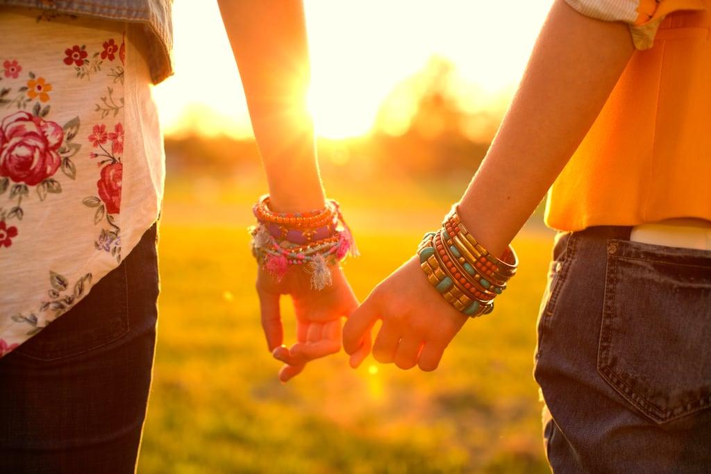 Make friendship bracelets.