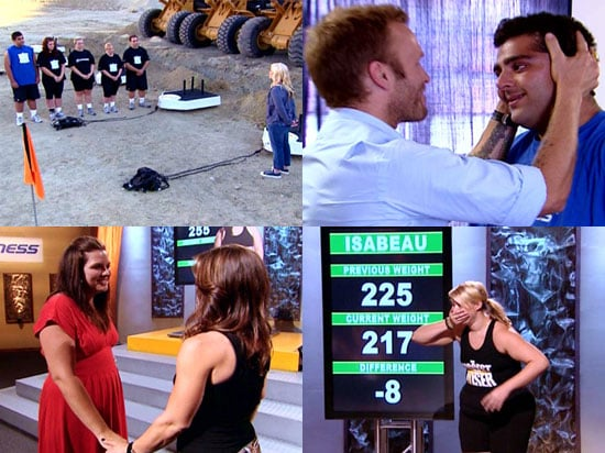 The Biggest Loser Recap: The Final Four!
