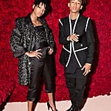 Pictured: Jaden Smith and Willow Smith