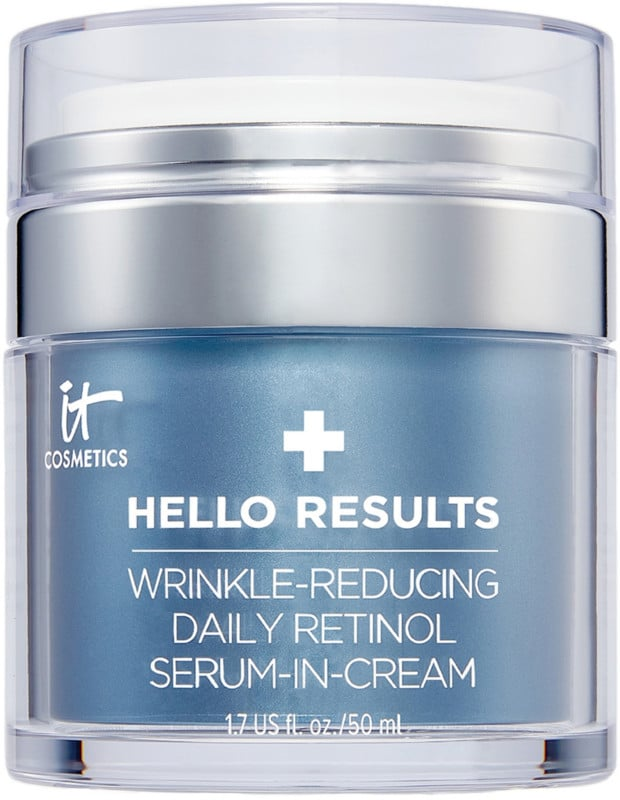It Cosmetics Hello Results Wrinkle-Reducing Daily Retinol Serum-in-Cream