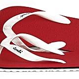 Locals Red Slipper