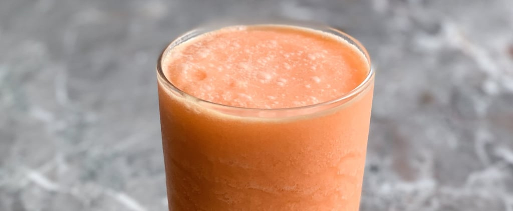 Sven's Delight Protein Smoothie at Disney's Castaway Cay