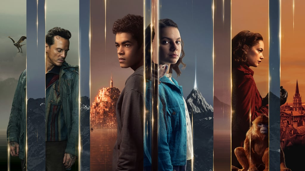 Meet the Cast of His Dark Materials Season 2