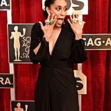 Every Inch of Tracee Ellis Ross's SAG Awards Look Gave Us Life