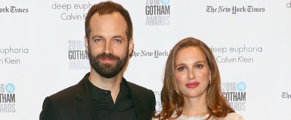 Natalie Portman und Benjamin Millepied Gotham Awards 2016