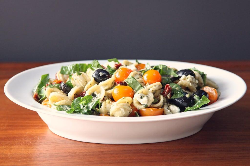Mediterranean Diet Meal Plan | POPSUGAR Fitness