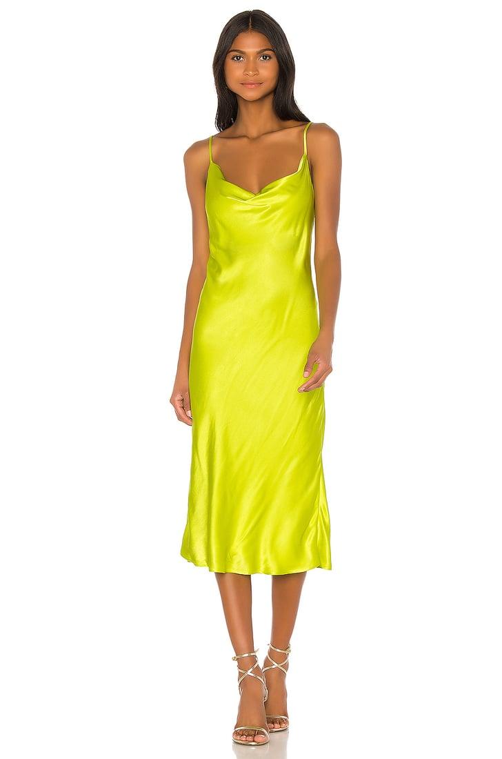 Bardot Sharnie Slip Dress Michelle Obama S Sparkling