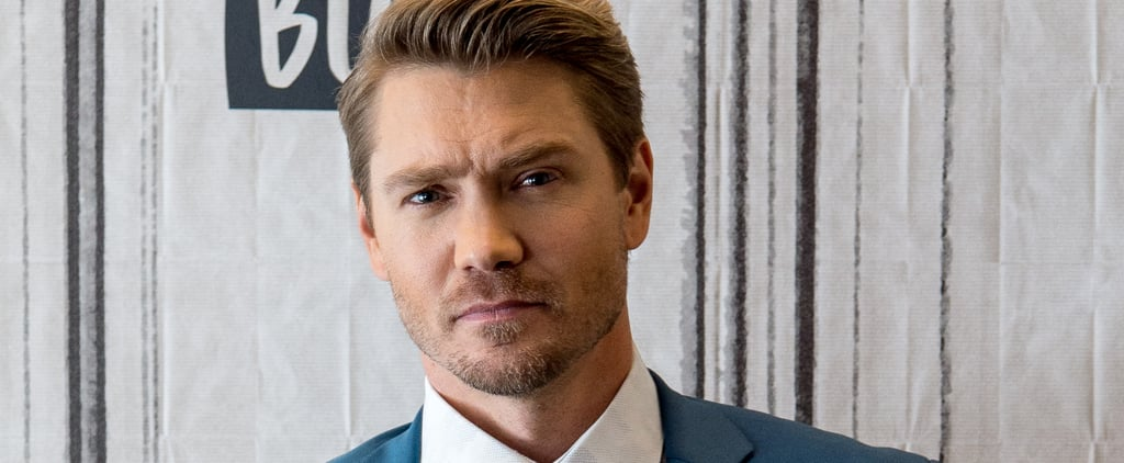 Chad Michael Murray at AOL Build Series March 2017