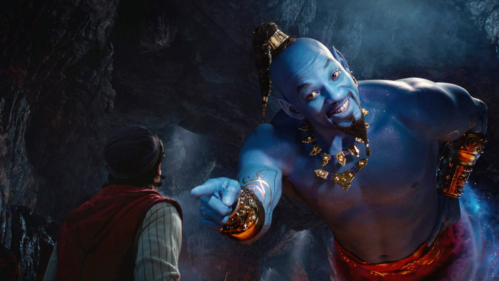Image result for aladdin 2019 movie