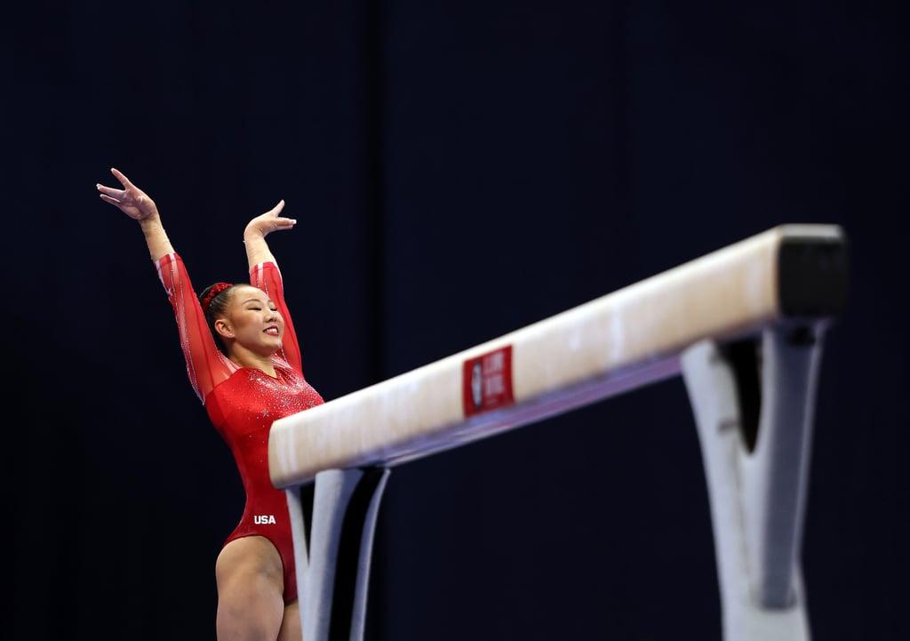 US Women's Olympic Gymnastics Team Alternate: Kara Eaker