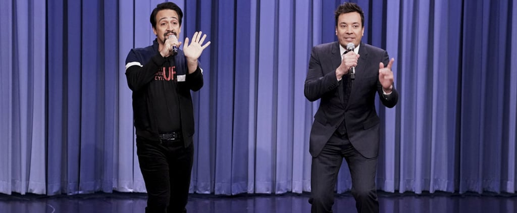 Lin-Manuel Miranda and Jimmy Fallon Holiday Parodies Video