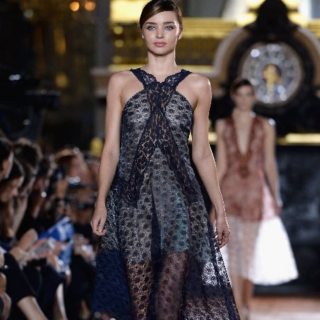 Miranda Kerr's Best Runway Moments
