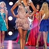 Miss Washington: Her Feet