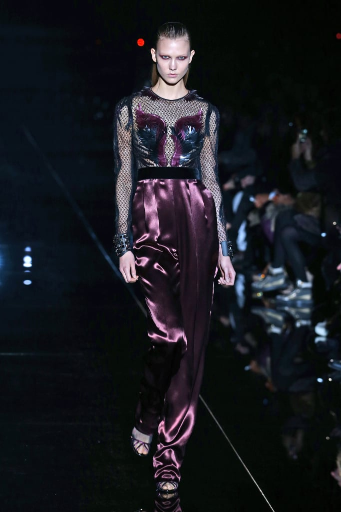 Karlie Kloss for Gucci, Milan