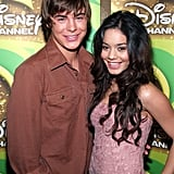 The two looked so young during a Disney Channel event in December 2005.