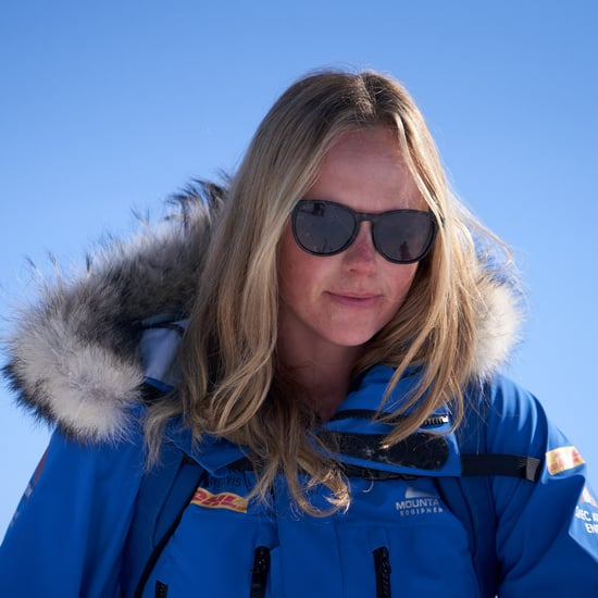 Jenny Davis's Attempt on the Antarctica Speed Record